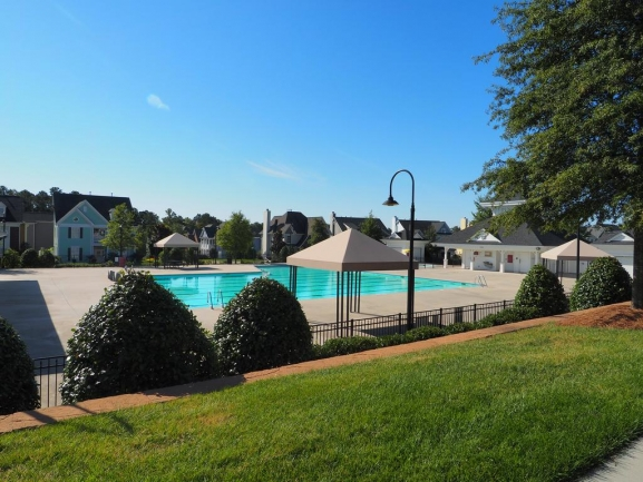 Kitts Creek, Morrisville NC Pool