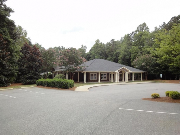 Ethans Glen Raleigh NC Clubhouse