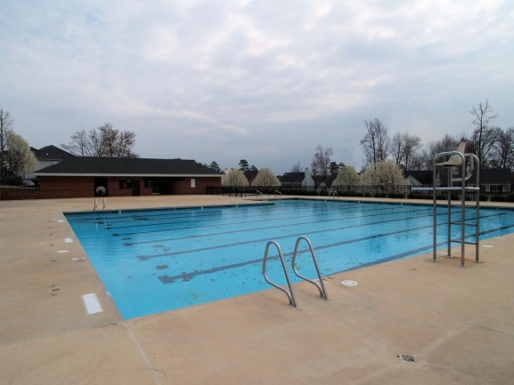 Hedingham, Raleigh NC Pool